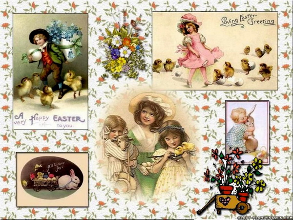 easter wallpapers. Children#39;s Easter Funs