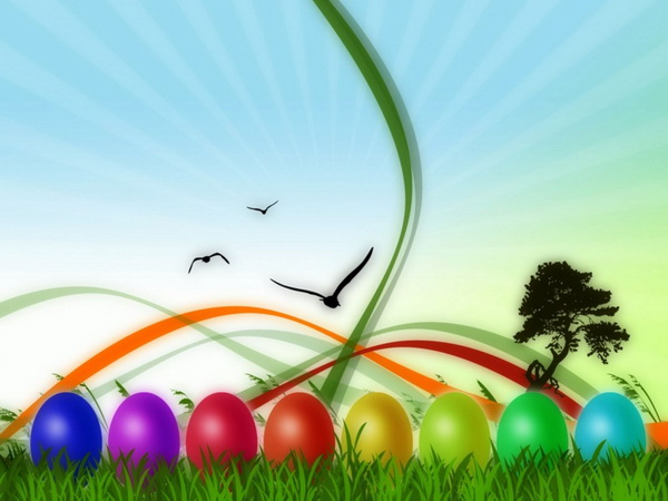 Download Free Easter Wallpapers to Boost Easter Atmosphere