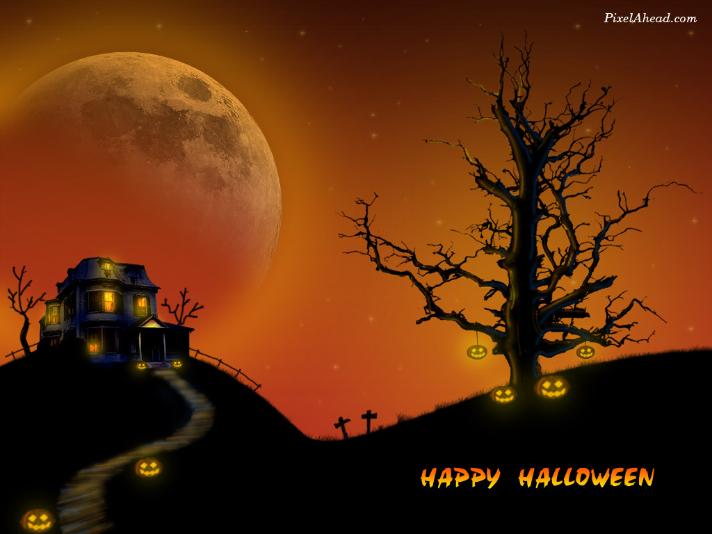 free download halloween wallpapers 2011 to welcome the
