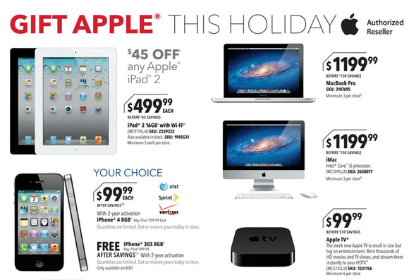 Black Friday Shopping Apple Retailers Are Authorized To