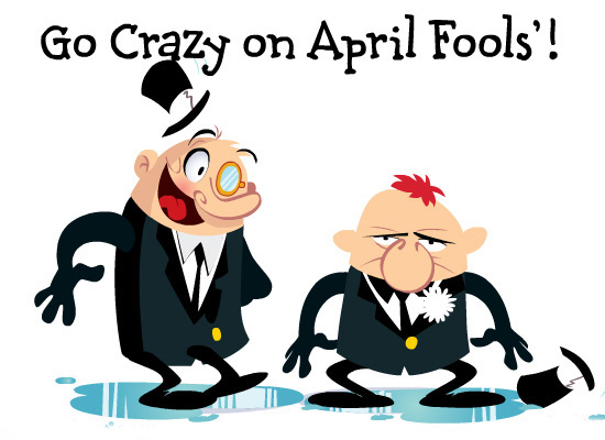 Top 20 Great April Fool's Day Jokes, Tricks and Pranks for Teasing ...