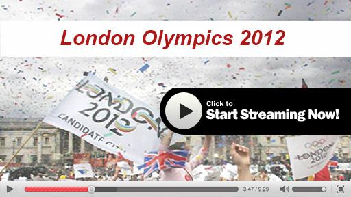 London Olympics Streaming Live Cam