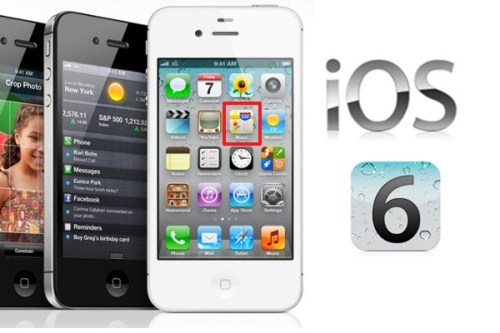 iPhone 5 Merges with iOS 6 Main Features | Video Downloading