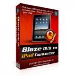 BlazeVideo DVD to iPad Converter