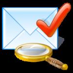 Atomic Mail Verifier