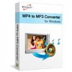 Xilisoft MP4 to MP3 Converter