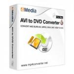 4Media AVI to DVD Converter for Mac