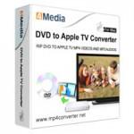 4Media DVD to Apple TV Converter for Mac