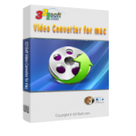 321Soft Video Converter for Mac