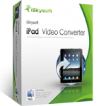 iSkysoft iPad Video Converter for Mac