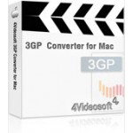 4Videosoft 3GP Converter for Mac