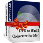 4Videosoft DVD to iPad 2 Suite for Mac