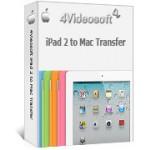 4Videosoft iPad 2 to Mac Transfer