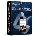 4Videosoft iPhone 4 Transfer