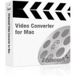 4Videosoft Video Converter for Mac