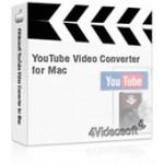 4Videosoft YouTube Video Converter for Mac