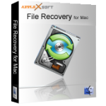 AppleXsoft Data Recovery for Mac