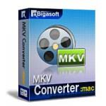 Bigasoft MKV Converter for Mac