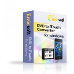 Emicsoft DVD to iTouch Converter