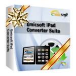 Emicsoft iPad Converter Suite