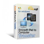 Emicsoft iPad to Computer Transfer