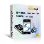 Emicsoft iPhone Converter Suite for Mac