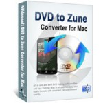 4Videosoft DVD to Zune Converter for Mac