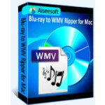 Aiseesoft Blu-ray to WMV Ripper for Mac
