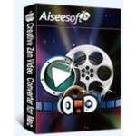 Aiseesoft Creative Zen Video Converter for Mac