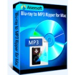 Aiseesoft Blu-ray to MP3 Ripper for Mac