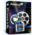 Aiseesoft MTS Converter for Mac