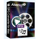 Aiseesoft DPG Converter for Mac