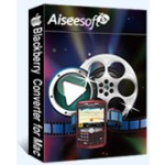 Aiseesoft BlackBerry Converter for Mac