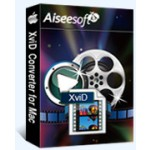 Aiseesoft XviD Converter for Mac