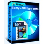 Aiseesoft Blu-ray to MP4 Ripper for Mac