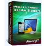 Aiseesoft iPhone 4 to Computer Transfer