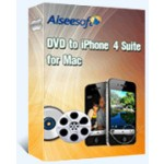 Aiseesoft DVD to iPhone 4 Suite for Mac