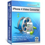 4Videosoft iPhone 4 Video Converter