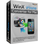 WinX iPhone Converter for Mac