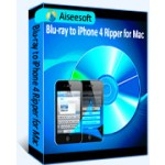 Aiseesoft Blu-ray to iPhone 4 Ripper for Mac