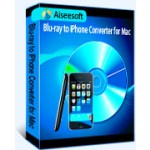 Aiseesoft Blu-ray to iPhone Ripper for Mac
