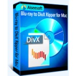 Aiseesoft Blu-ray to Divx Ripper for Mac