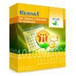 Kernel for Notes Calendar to Outlook