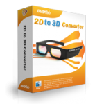 DVDFab 2D to 3D Converter for Mac