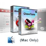 Pavtube ChewTune for Mac+ iMedia Converter for Mac