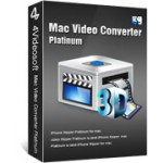 4Videosoft Video Converter Platinum for Mac