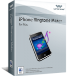Wondershare iPhone Ringtone Maker for Mac