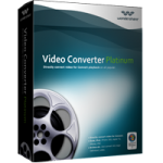 Wondershare Video Converter Platinum