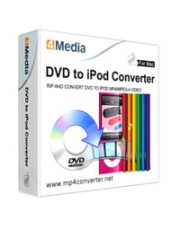 4Media DVD to iPod Converter
