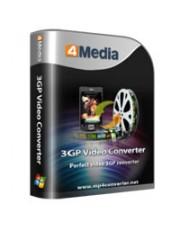 4Media 3GP Video Converter